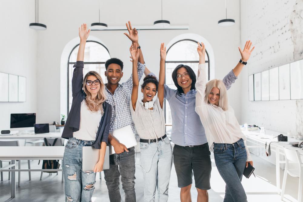 [企業職場]職場創造好人緣,打造人氣競爭力-Career就業情報誌專訪Emily老師