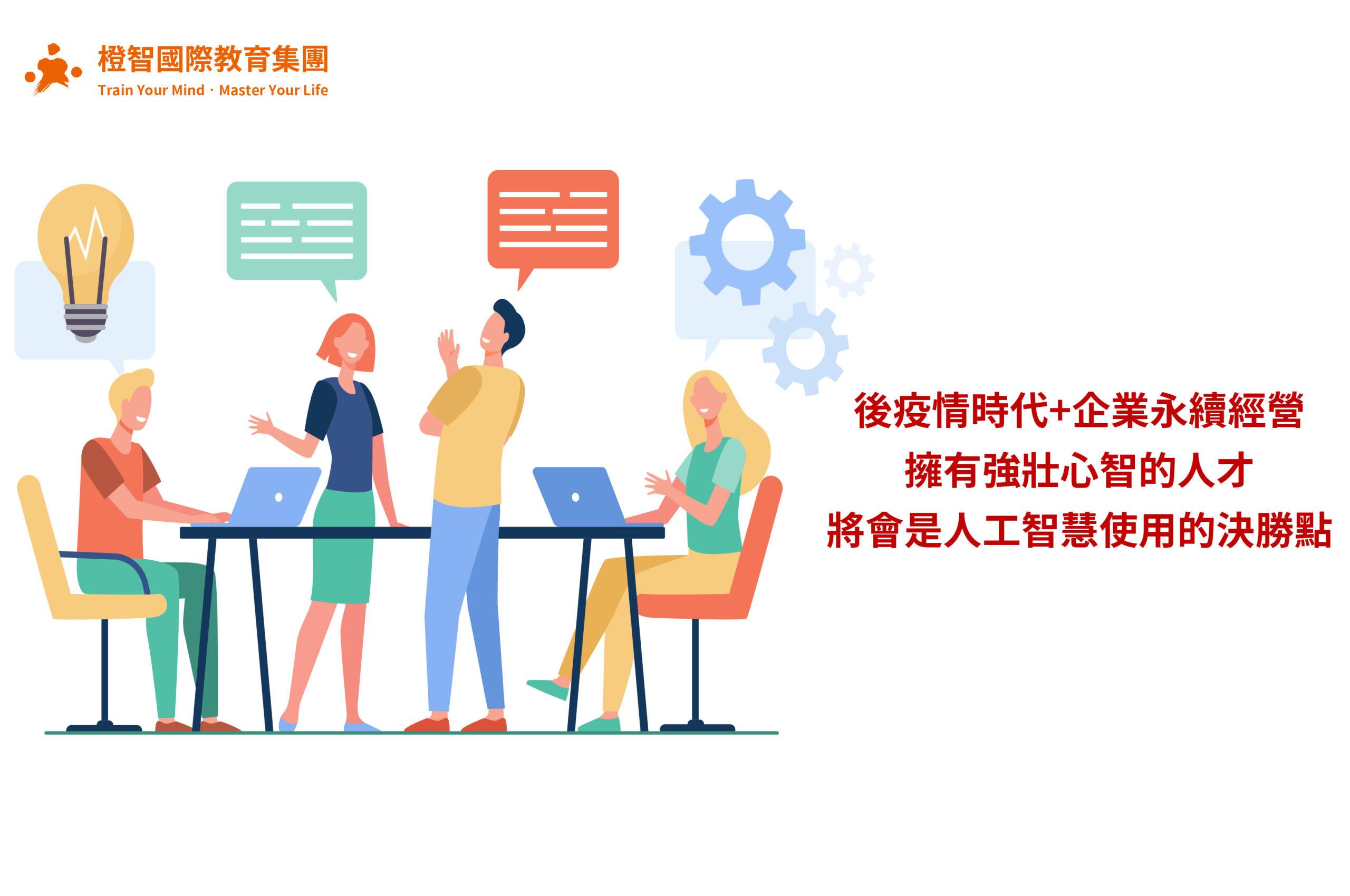 2021年度企業教育訓練課程!立即索取企業Mind Training心智效能訓練主題
