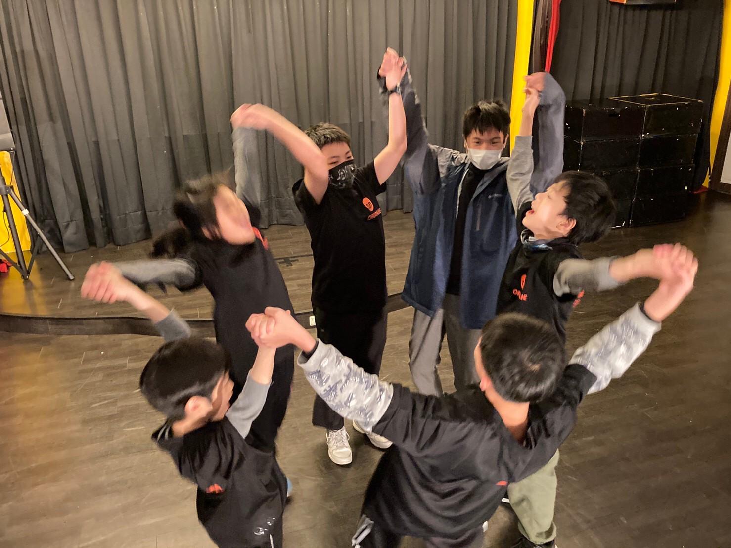 【課程紀實】橘子泥開學收心操!以新的角色往下一個目標前進!