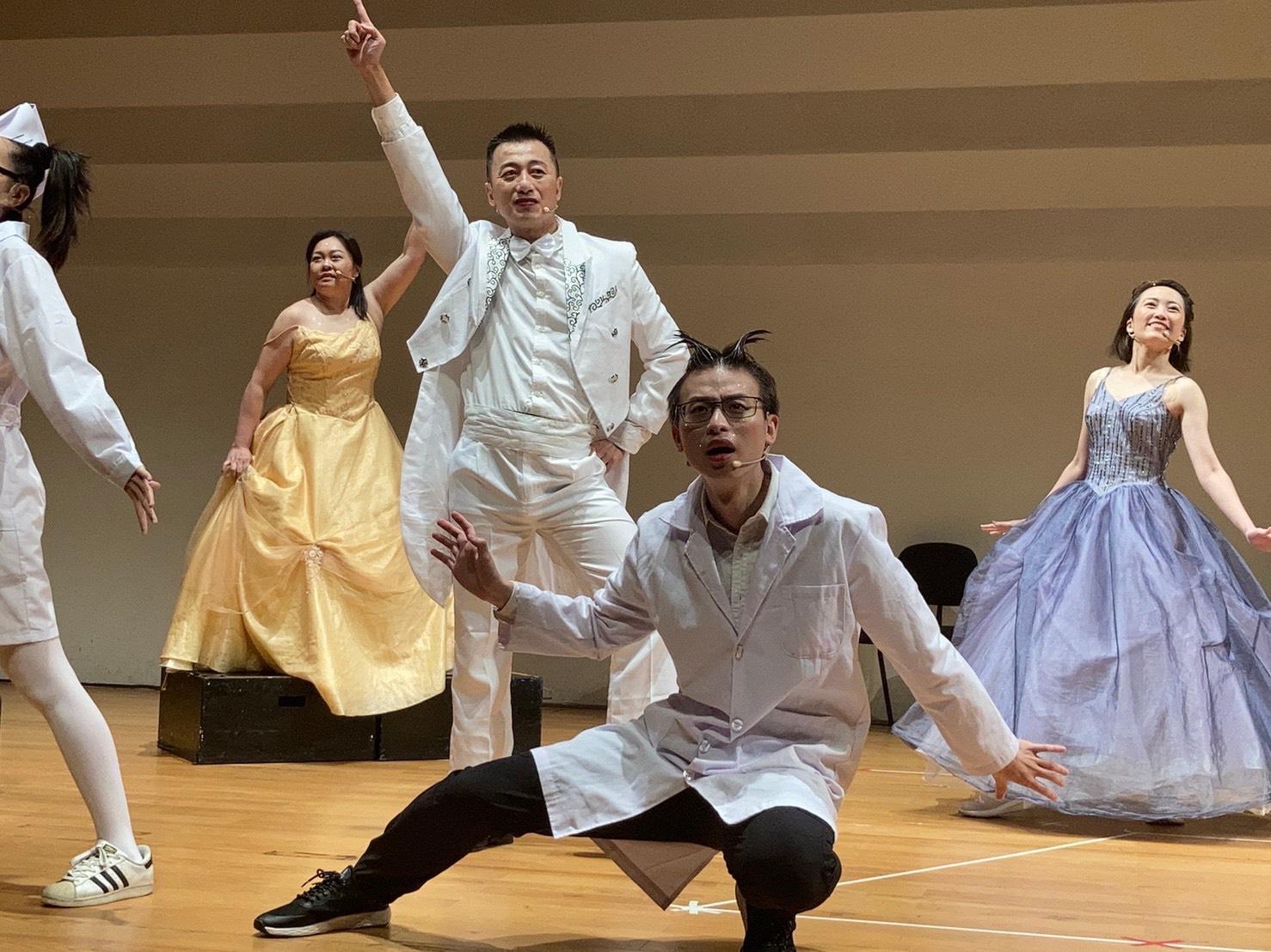 【演出紀實】橘子泥成人劇團「飛越那個杜鵑窩窩」4/3台北首演圓滿落幕!