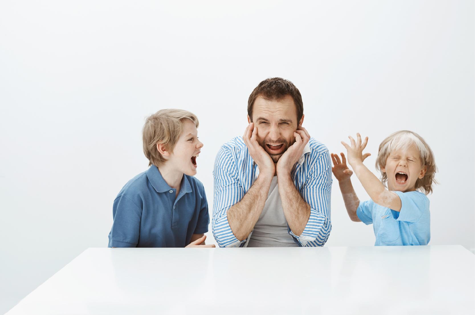 如何搞定情緒化小孩?成為溫柔而堅定的大人
