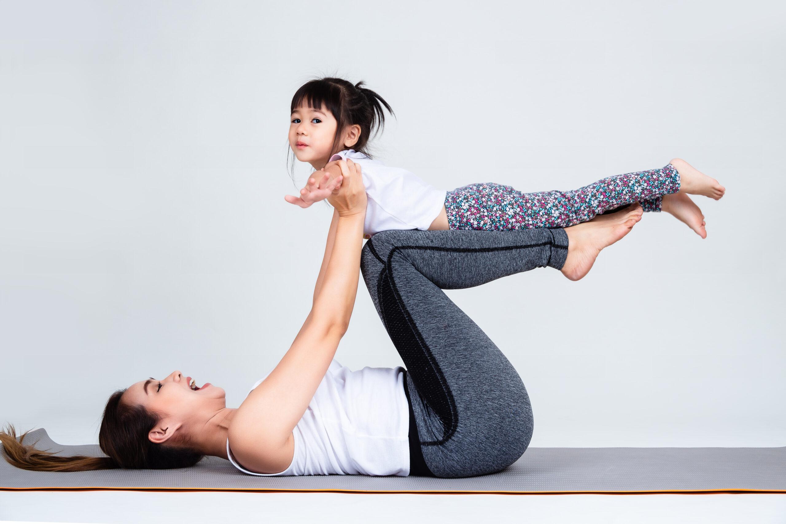 【親子教養錦囊】Mini品格小學校的在家訓練小方法(下):親子伸展操
