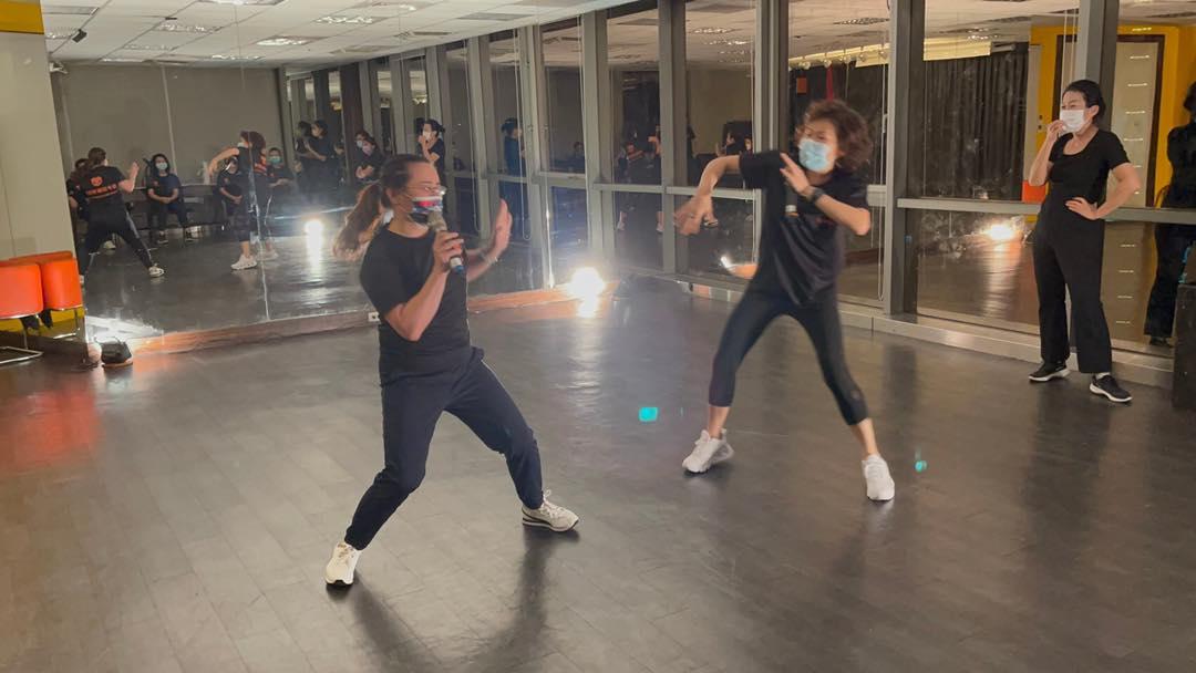 【橘子泥成人劇團】主題:節奏踩點與融合訓練